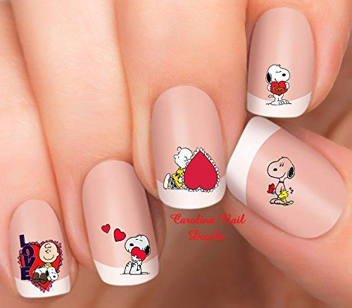 15-Step-By-Step-Valentines-Day-Nail-Art-Tutorials-For-Learners-2019-6