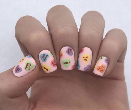 15-Valentine's-Day-Heart-Nail-Art-Designs-Ideas-2019-Vday-Nails-7