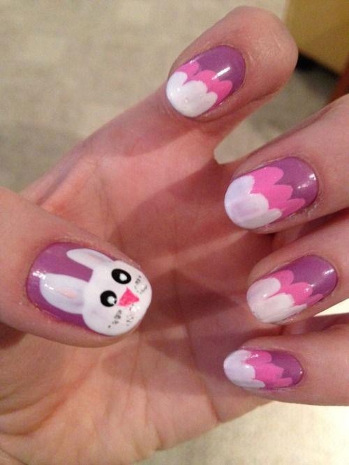 18-Easter-Bunny-Nails-Art-Designs-Ideas-2019-13