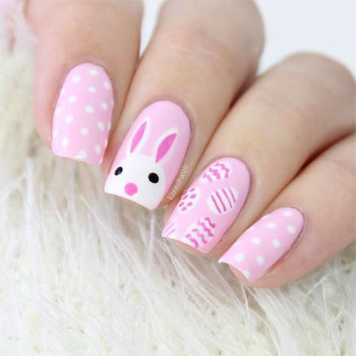 18-Easter-Bunny-Nails-Art-Designs-Ideas-2019-3
