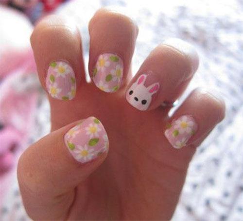 18-Easter-Bunny-Nails-Art-Designs-Ideas-2019-6