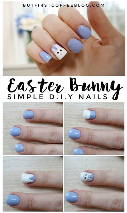 18-Easter-Nail-Art-Tutorials-For-Beginners-Learners-2019-10