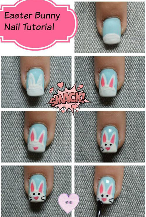 18-Easter-Nail-Art-Tutorials-For-Beginners-Learners-2019-15