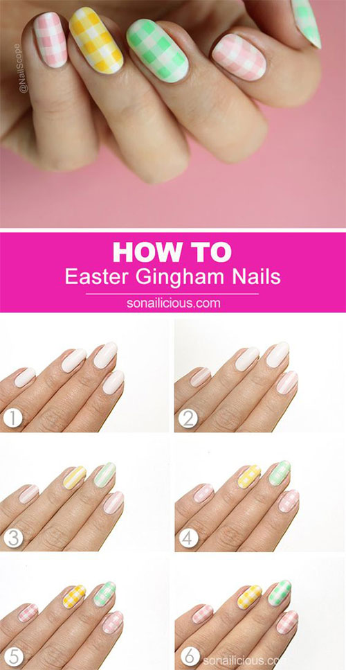 18-Easter-Nail-Art-Tutorials-For-Beginners-Learners-2019-17