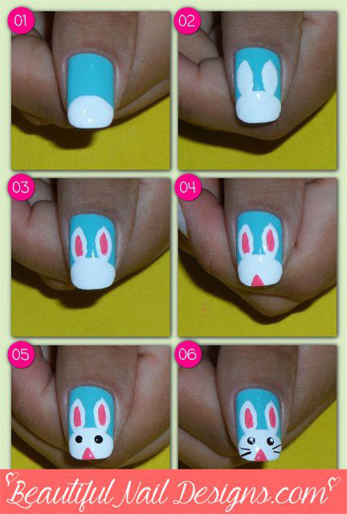 18-Easter-Nail-Art-Tutorials-For-Beginners-Learners-2019-5