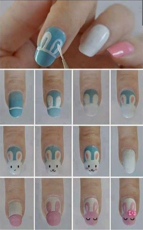 18-Easter-Nail-Art-Tutorials-For-Beginners-Learners-2019-8