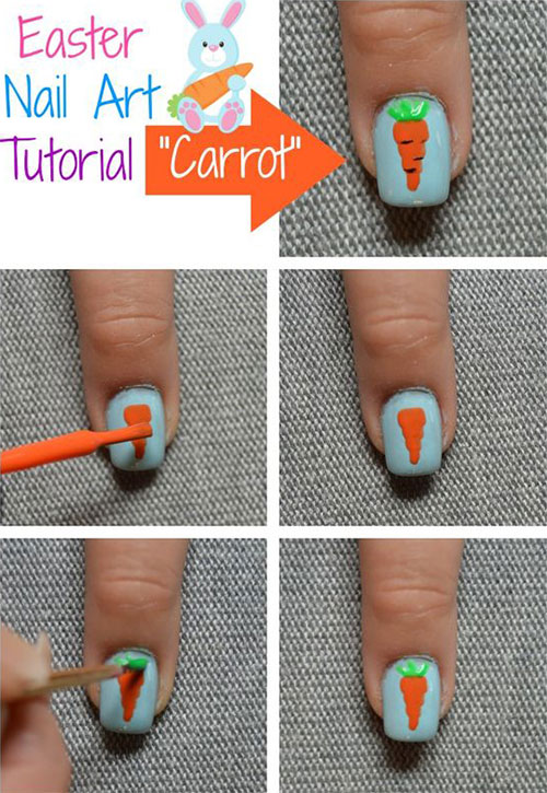18-Easter-Nail-Art-Tutorials-For-Beginners-Learners-2019-9