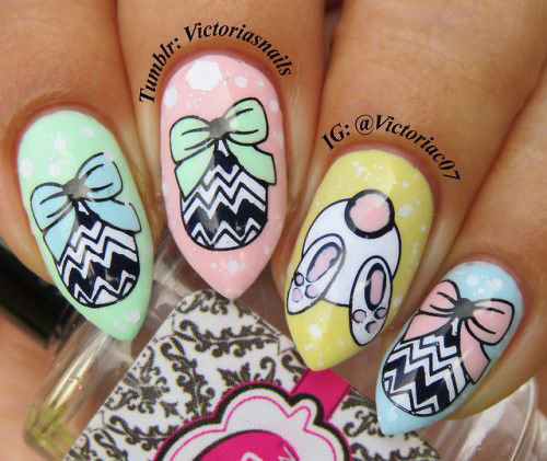 20-Best-Easter-Egg-Nail-Art-Designs-&-Ideas-2019-16