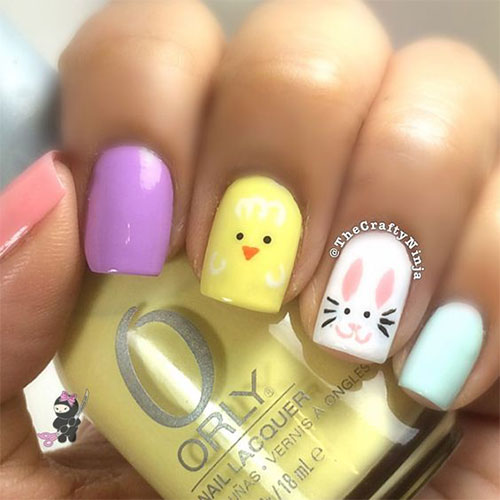 Easter-Acrylic-Nails-Art-Designs-Ideas-2019-3