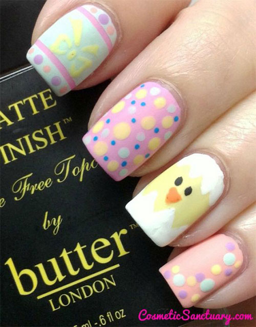Easter-Acrylic-Nails-Art-Designs-Ideas-2019-5