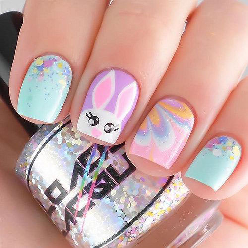 Easter-Gel-Nail-Art-Designs-Ideas-2019-11