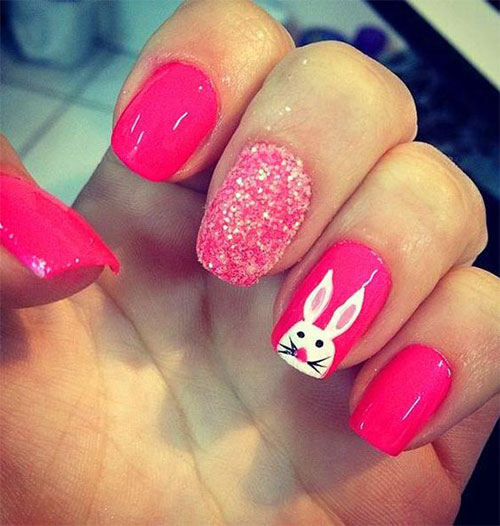 Easter-Gel-Nail-Art-Designs-Ideas-2019-4
