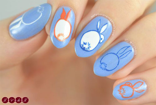 Easter-Gel-Nail-Art-Designs-Ideas-2019-5