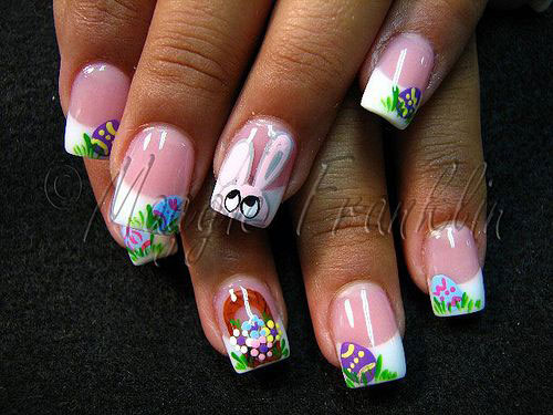 Easter-Gel-Nail-Art-Designs-Ideas-2019-7