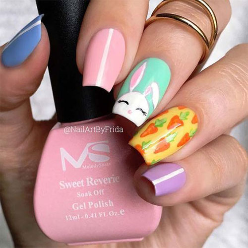 Easter-Gel-Nail-Art-Designs-Ideas-2019-8