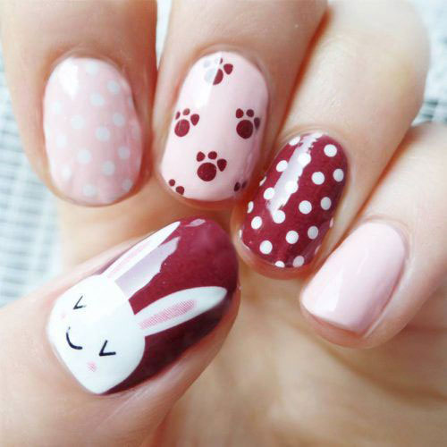 Easter-Gel-Nail-Art-Designs-Ideas-2019-9
