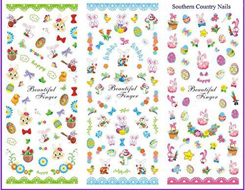 Easter-Nail-Art-Stickers-Decals-2019-12