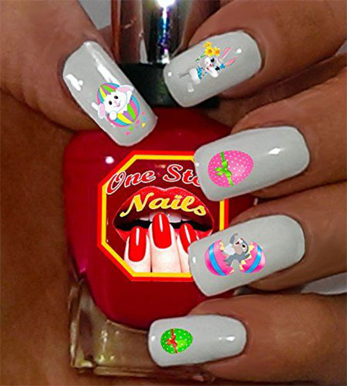 Easter-Nail-Art-Stickers-Decals-2019-8