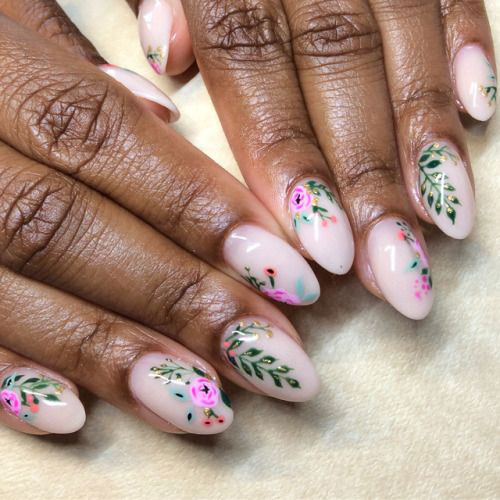 20-Best-Spring-Nail-Art-Designs-Ideas-2019-9