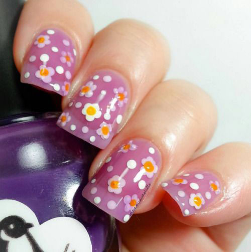20-Spring-Floral-Nails-Art-Designs-Ideas-2019-11