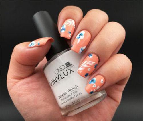 20-Spring-Floral-Nails-Art-Designs-Ideas-2019-13