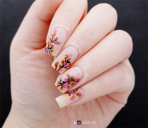 20-Spring-Floral-Nails-Art-Designs-Ideas-2019-20