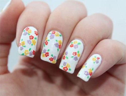 20-Spring-Floral-Nails-Art-Designs-Ideas-2019-5