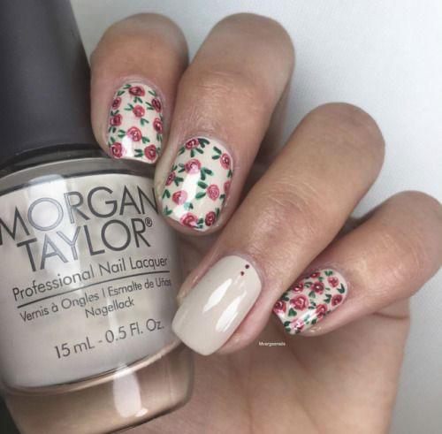20-Spring-Floral-Nails-Art-Designs-Ideas-2019-6
