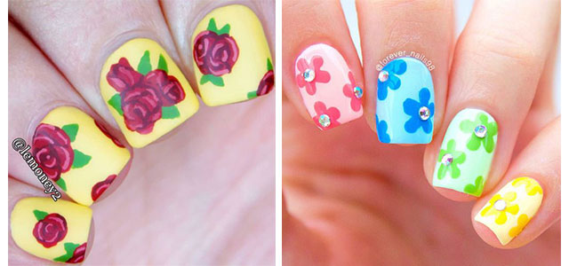 20-Spring-Floral-Nails-Art-Designs-Ideas-2019-F