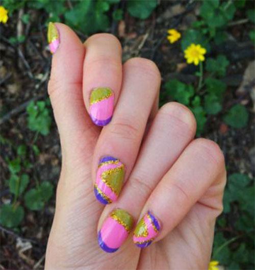 Simple-Easy-Spring-Nails-Art-Designs-Ideas-2019-10