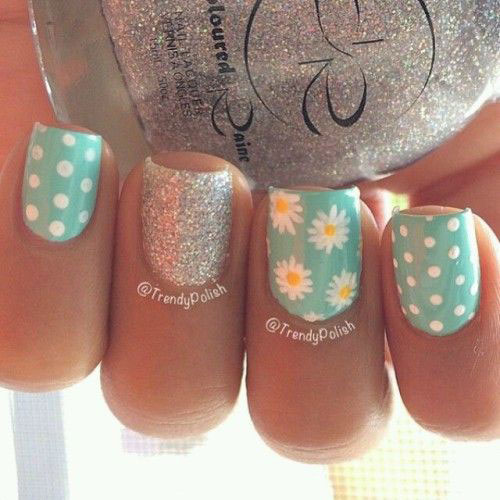 Simple-Easy-Spring-Nails-Art-Designs-Ideas-2019-16