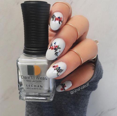 Simple-Easy-Spring-Nails-Art-Designs-Ideas-2019-17