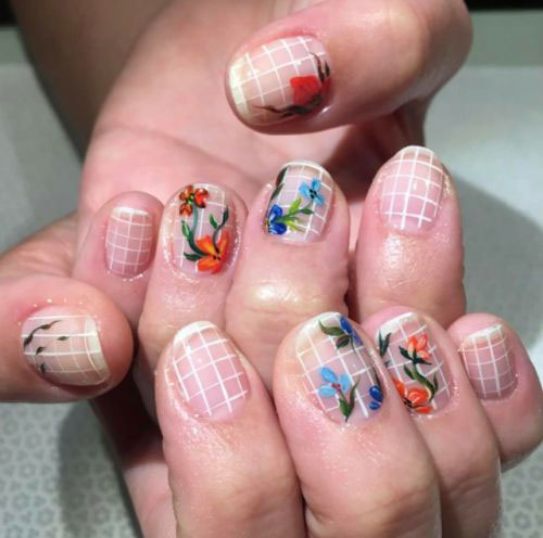 Simple-Easy-Spring-Nails-Art-Designs-Ideas-2019-18