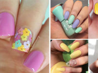 Simple-Easy-Spring-Nails-Art-Designs-Ideas-2019-F