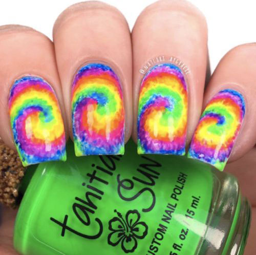 15-Neon-Summer-Nails-Art-Designs-Ideas-2019-1
