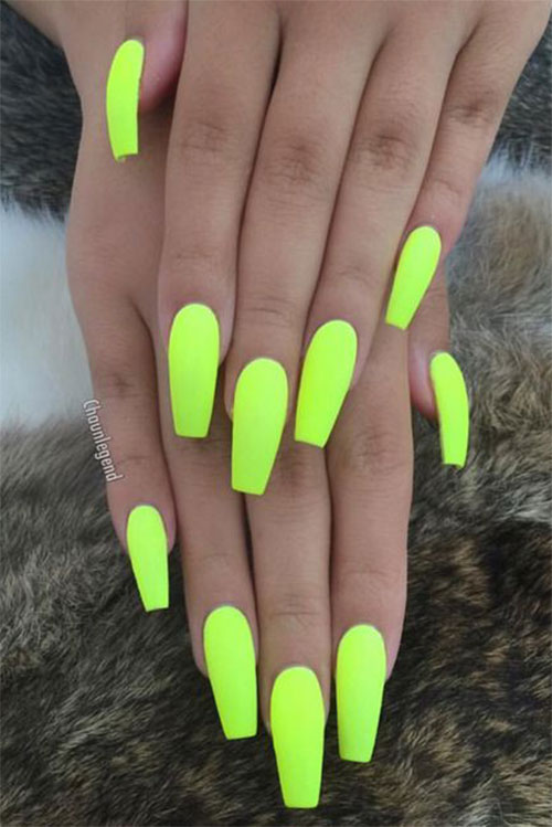 15-Neon-Summer-Nails-Art-Designs-Ideas-2019-11