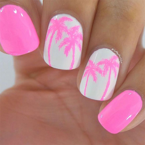 15-Simple-Easy-Summer-Nails-Art-Designs-Ideas-2019-1
