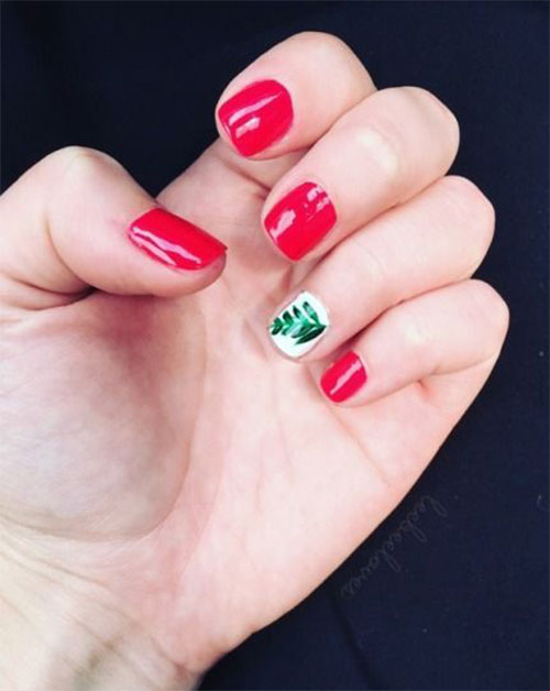 15-Simple-Easy-Summer-Nails-Art-Designs-Ideas-2019-14