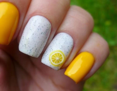 15 Simple Easy Summer Nails Art Designs Ideas 2019