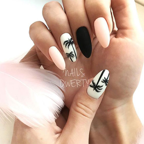 15-Simple-Easy-Summer-Nails-Art-Designs-Ideas-2019-5