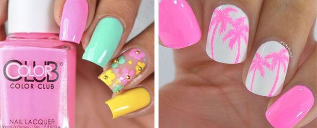 15-Simple-Easy-Summer-Nails-Art-Designs-Ideas-2019-F