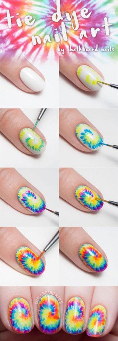 18-Easy-Summer-Nail-Art-Tutorials-For-Beginners-2019-17