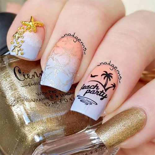 18-Summer-Beach-Nails-Art-Designs-Ideas-2019-16