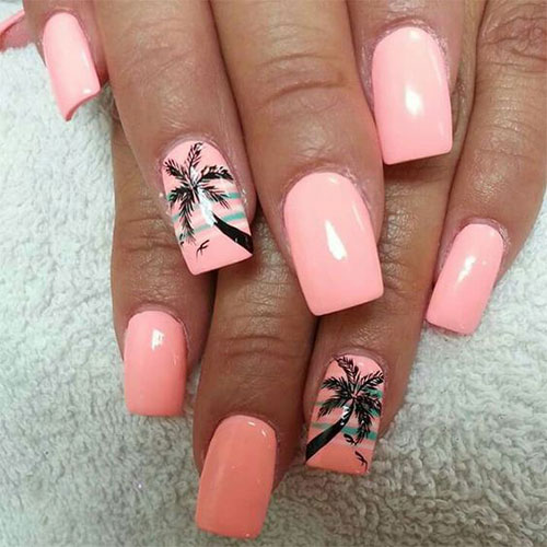 18-Summer-Beach-Nails-Art-Designs-Ideas-2019-4