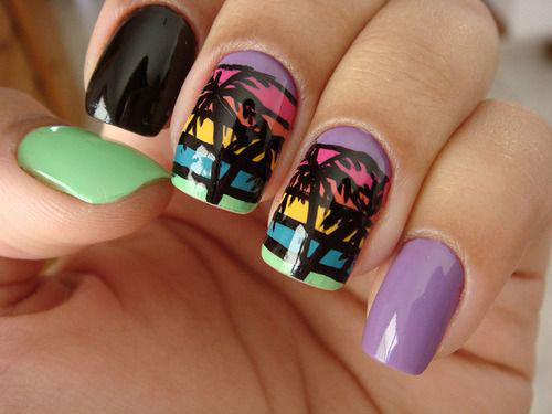 18-Summer-Gel-Nail-Art-Designs-Ideas-2019-4
