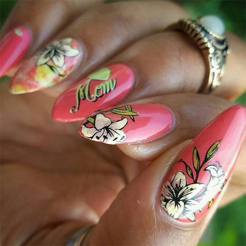 20-Best-Mother's-Day-Nails-Art-Designs-Ideas-2019-18