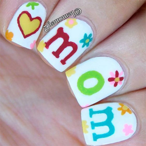 20-Best-Mother's-Day-Nails-Art-Designs-Ideas-2019-8