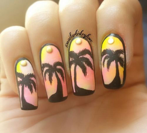 30-Best-Summer-Nail-Art-Designs-Ideas-2019-11