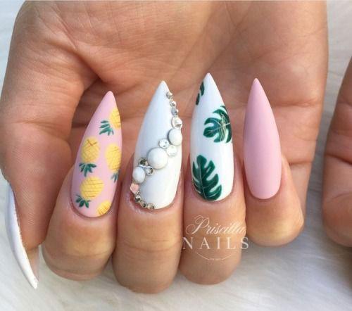 30-Best-Summer-Nail-Art-Designs-Ideas-2019-15