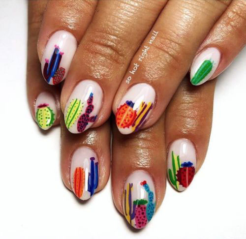 30 Best Summer Nail Art Designs Amp Ideas 2019 Fabulous Nail Art Designs